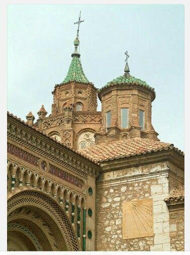 Catedral de Teruel. España
