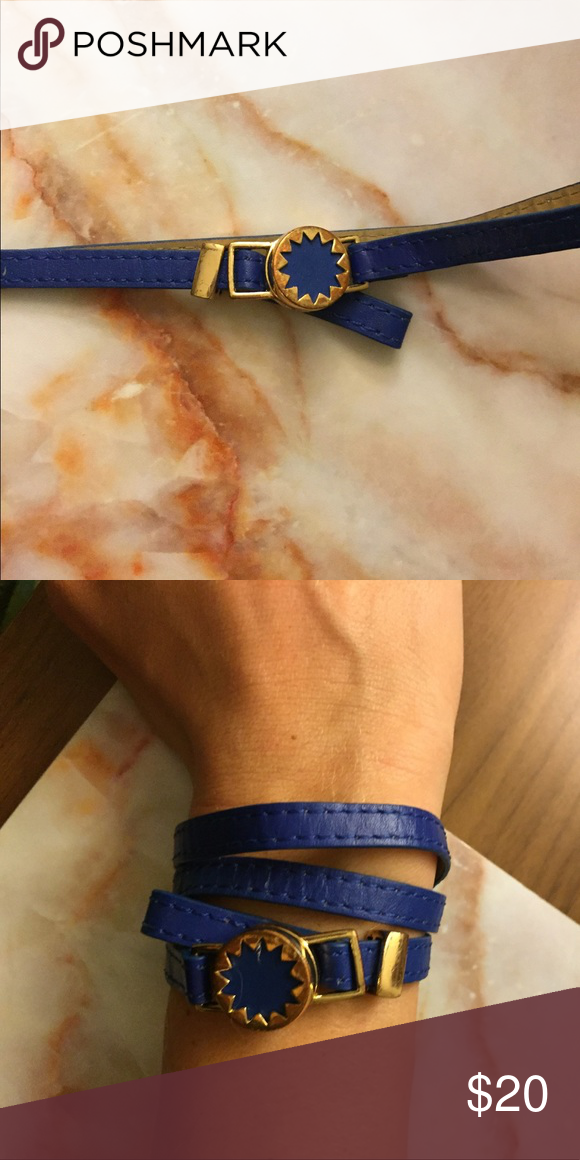 House Of Harlow Wrap Bracelet 1960 Leather Jewelry Bracelets