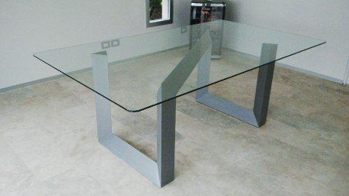 Mesa De Comedor Principal De Vidrio Modelo Exclusivo 6 500 00 Mesas De Vidrio Comedor Mesas De Comedor Mesas De Vidrio