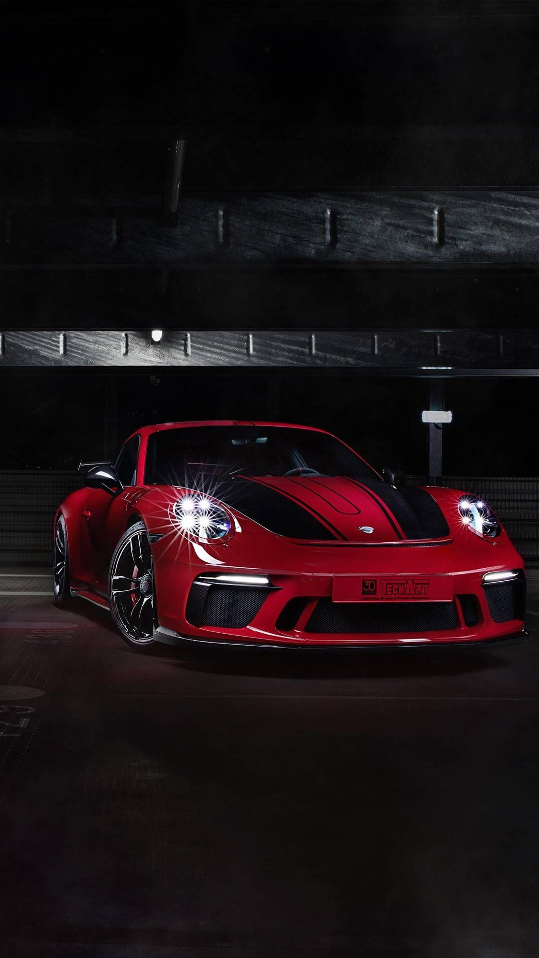Techart Porsche Car Mobile Hd Wallpaper In 2020 Porsche Porsche Cars Porsche 911