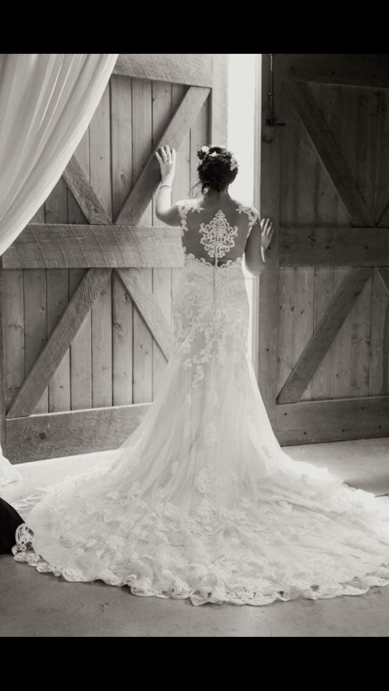 Happily Ever After at The Barn wedding venue Knoxville TN ...