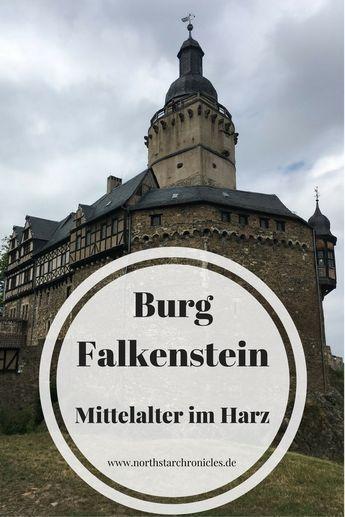 Photo of Mittelalter im Harz: die Burg Falkenstein | North Star Chronicles