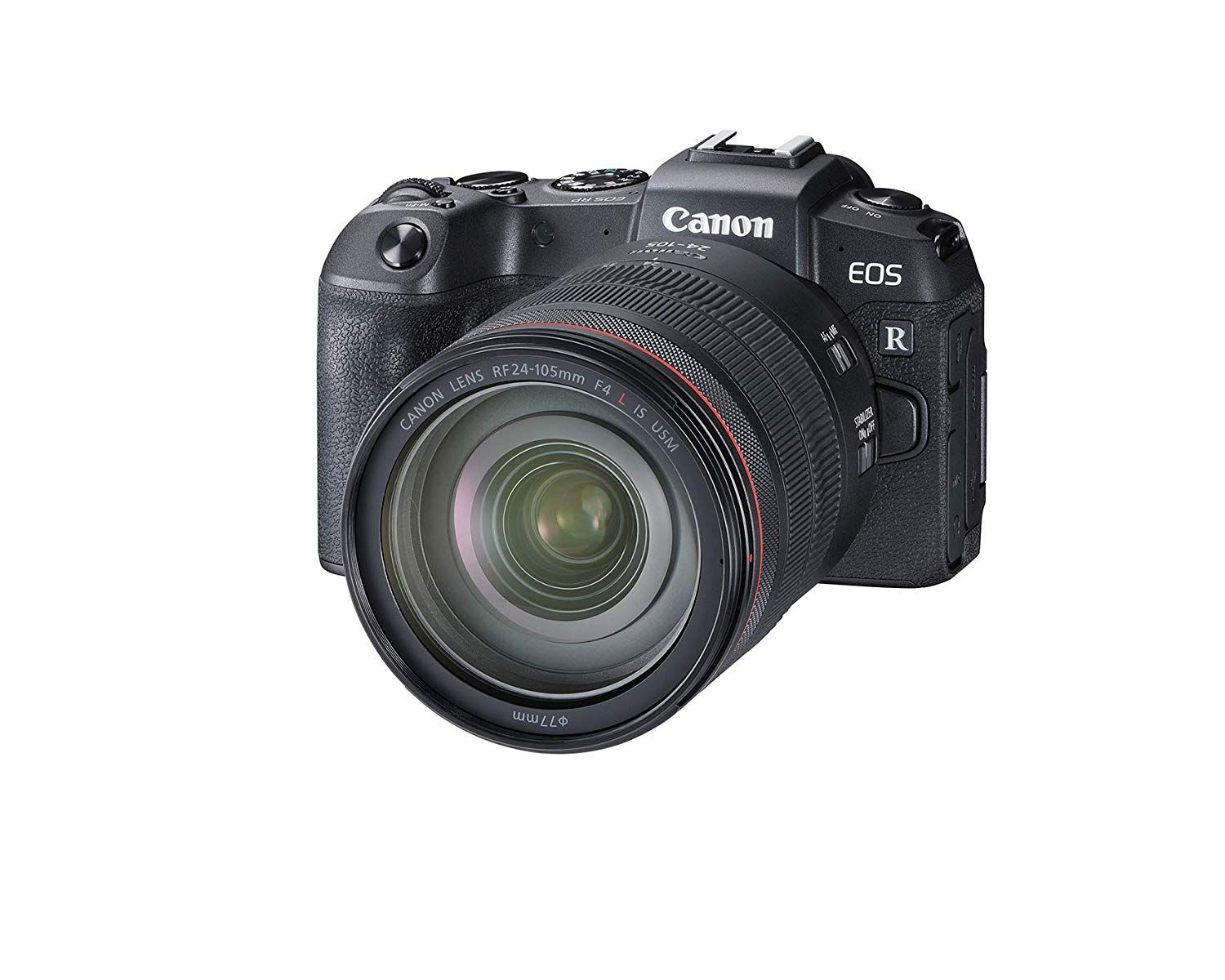 Lightest Smallest Full Frame Eos Camera Rf Mount Compatible With Rf Lenses And Ef Ef S Lenses High Image Quality W Mirrorless Camera Canon Camera Canon Eos