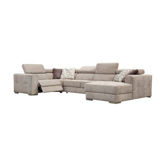 Canape D Angle U Convertible Relax Droit Quartz Tissu Beige Canape Angle Canape Tissu Beige Canape Angle Relax