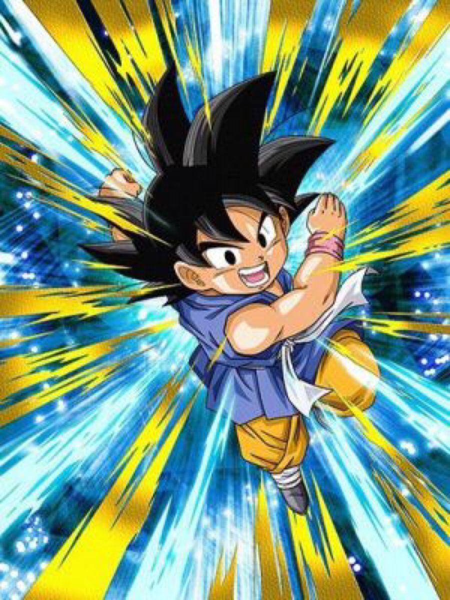 Immortal Super Power Goku Gt By Gonzosama On Deviantart Dragon Ball Artwork Dragon Ball Wallpapers Dragon Ball Art