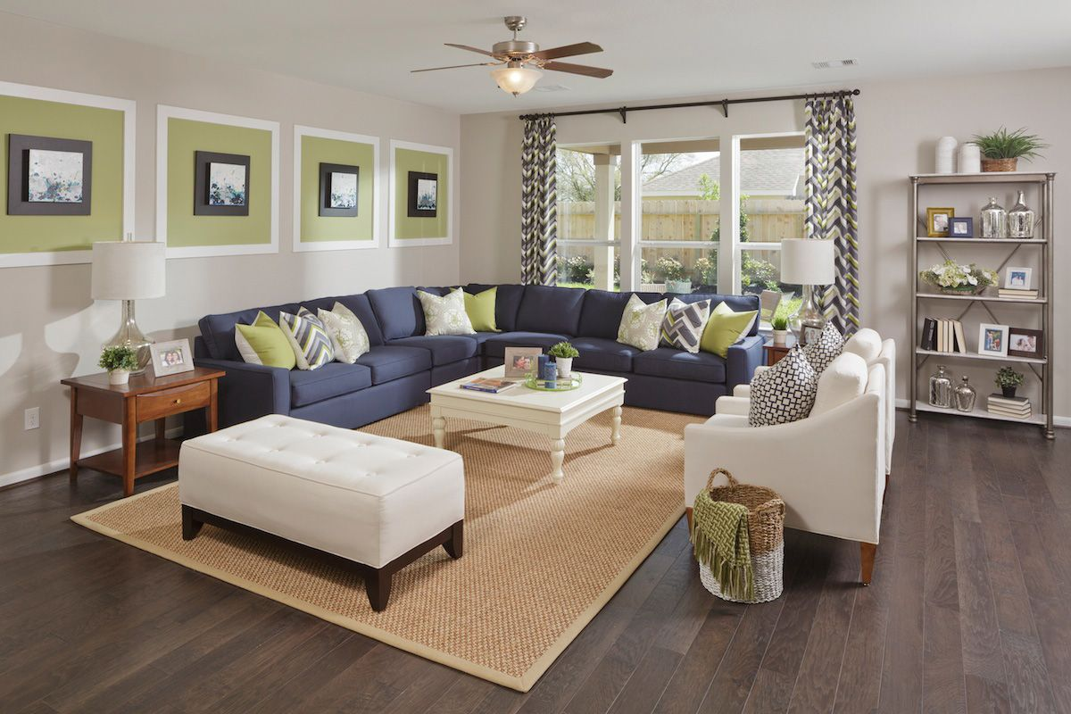 Canterbury Park, a KB Home Community in Pearland, TX (Houston ...