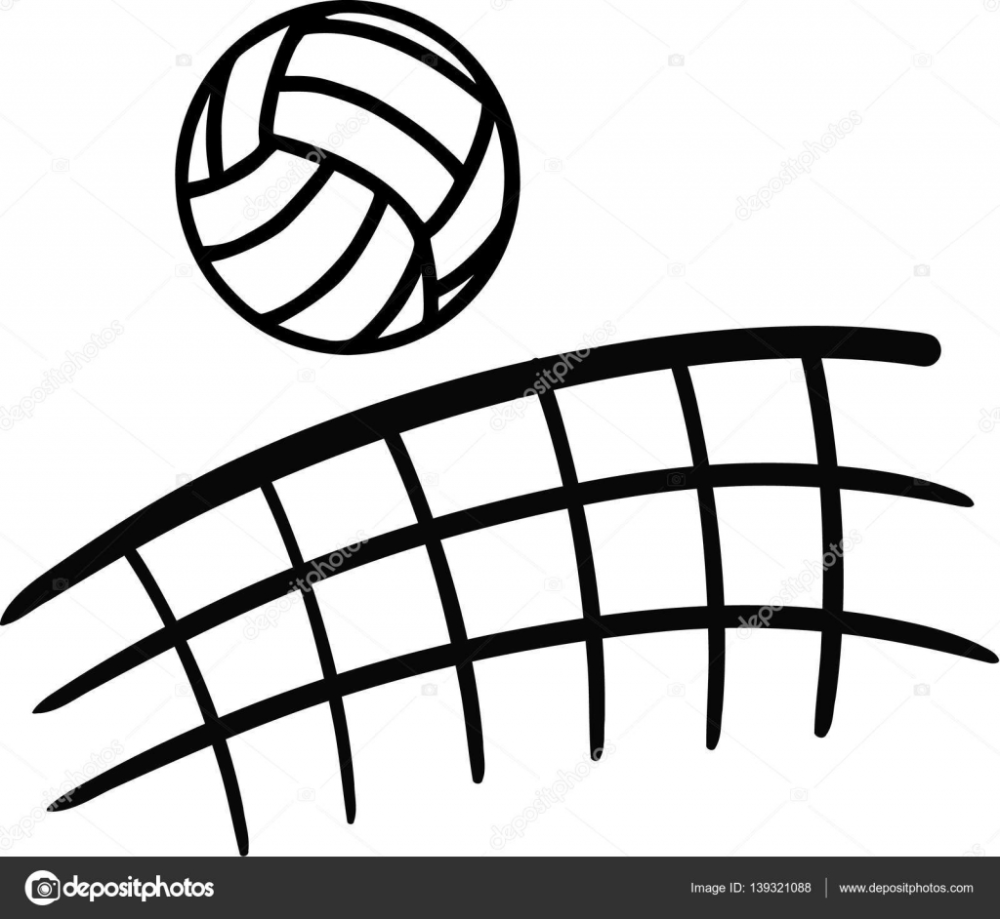 Clip Art Volleyball Net Png Google Search Volleyball Drawing Volleyball Volleyball Net