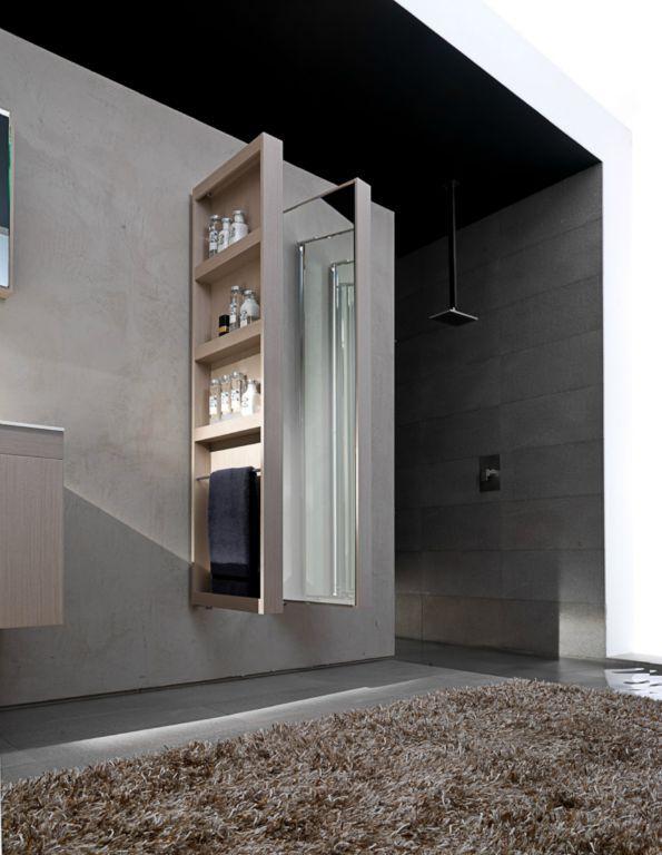 Wandschränke und Regale für mehr Wohnatmosphäre im Bad - Blickfang - regale für badezimmer