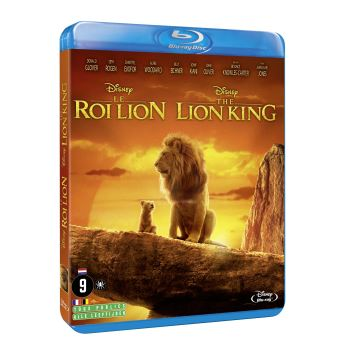 Le Roi Lion Blu-ray #bluray