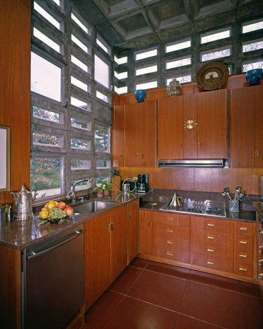 Frank Lloyd Wright Kitchen Amazing Design