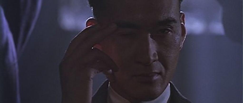 松田優作    Black Rain / Ridley Scott