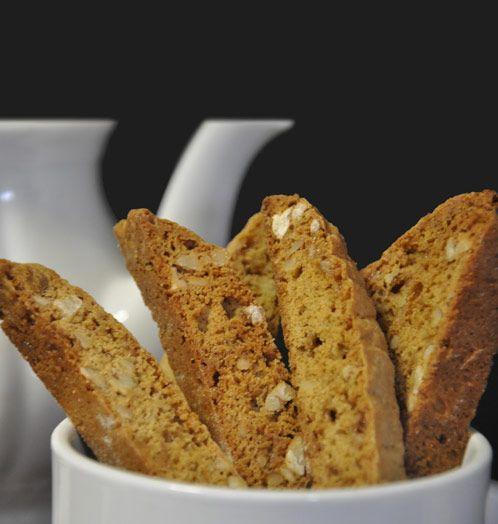 Cappuccino Biscotti | Delicious Cooking