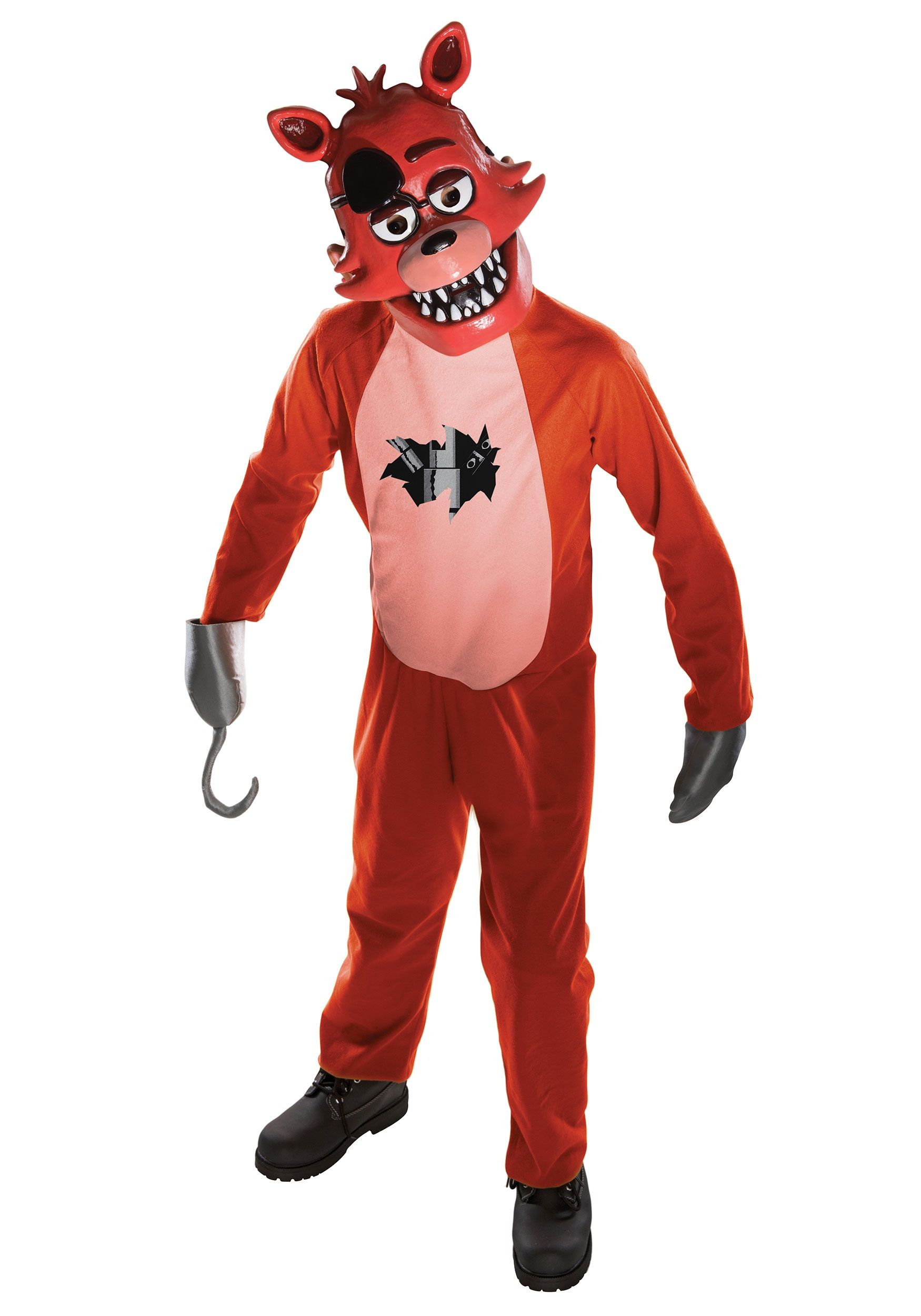 five nights at freddys child foxy costume - Halloween Children Costumes