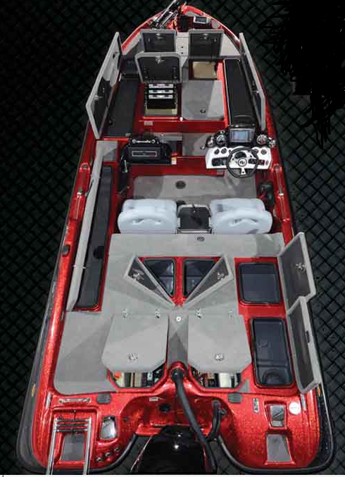 2015 Basscat Jaguar Aluminum bass boats, Bass boat