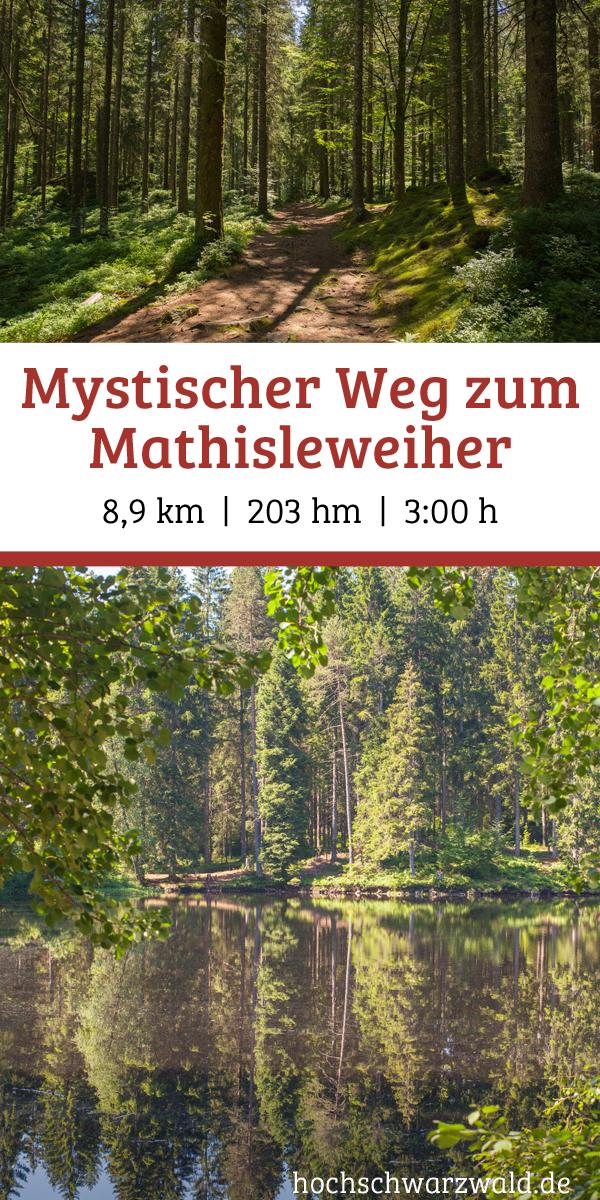 Photo of Mystischer Weg zum Mathisleweiher