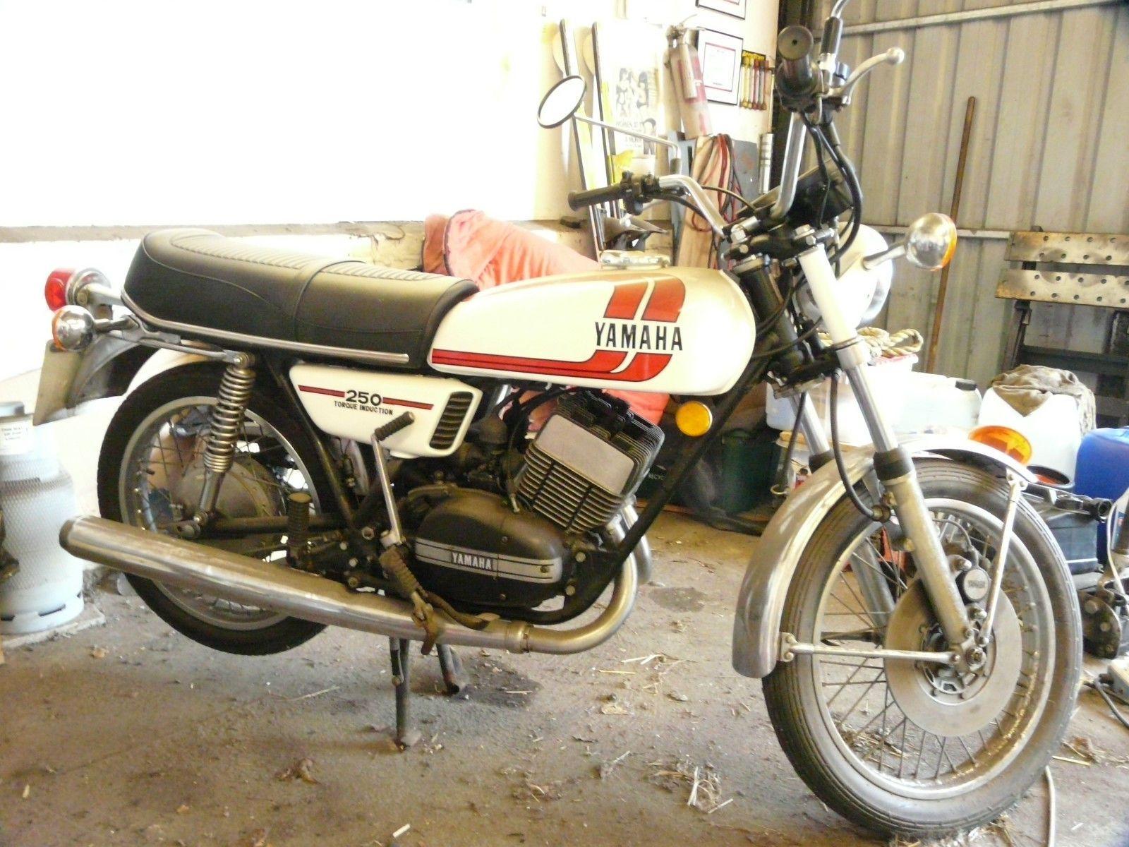 Yamaha rd 250 b | Yamaha RD's | Pinterest | eBay, Classic bikes and Vintage motorcycles