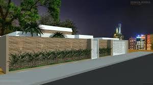 Resultado de imagem para fachada de casa terrea 300 m