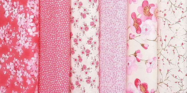 Moda Sakura -  the lovely blossoms known as Sakura symbolize the beauty and fragility of life. Awash in the colors of sakura in full bloom