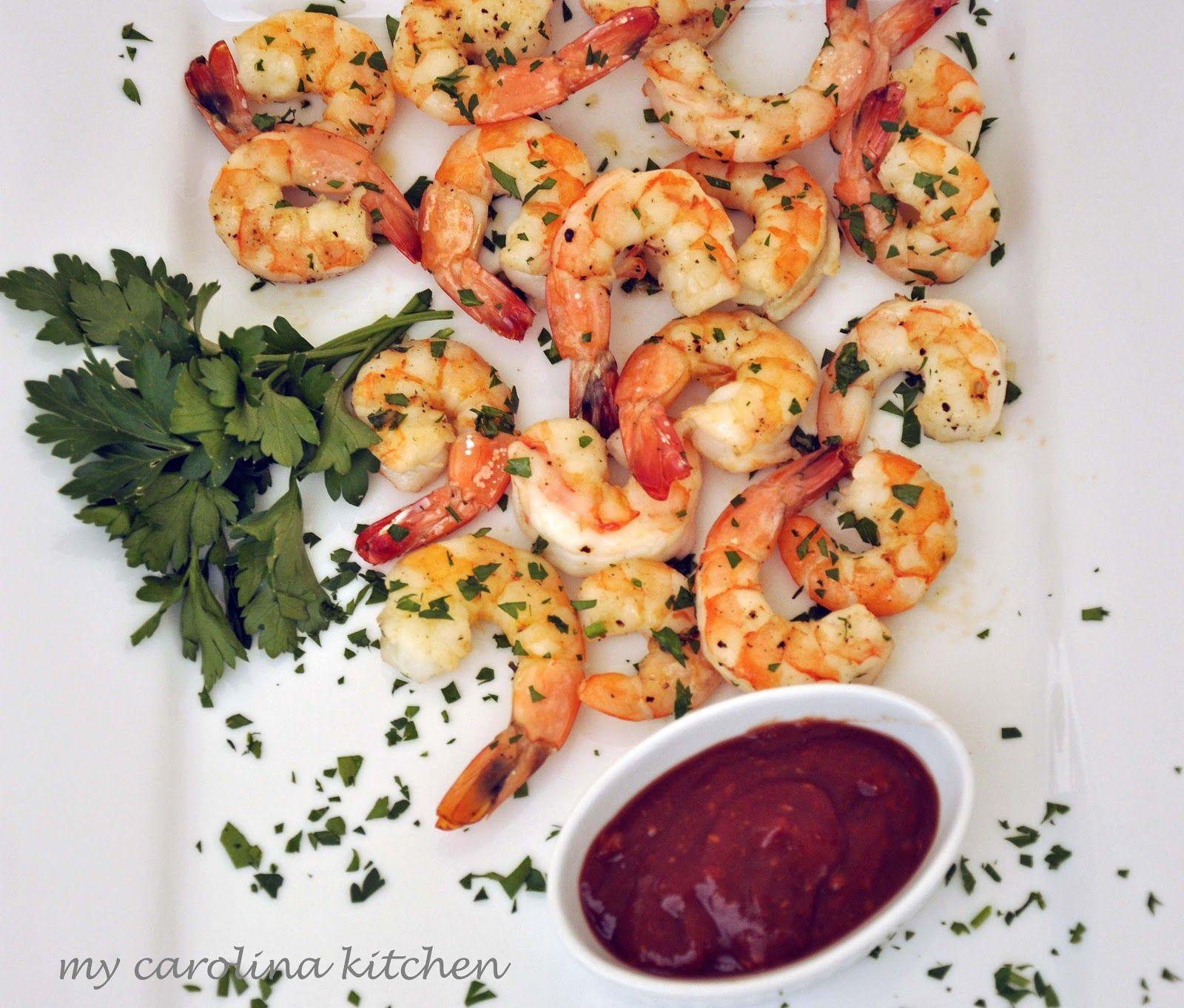 Roasted Shrimp Barefoot Contessa Carolina