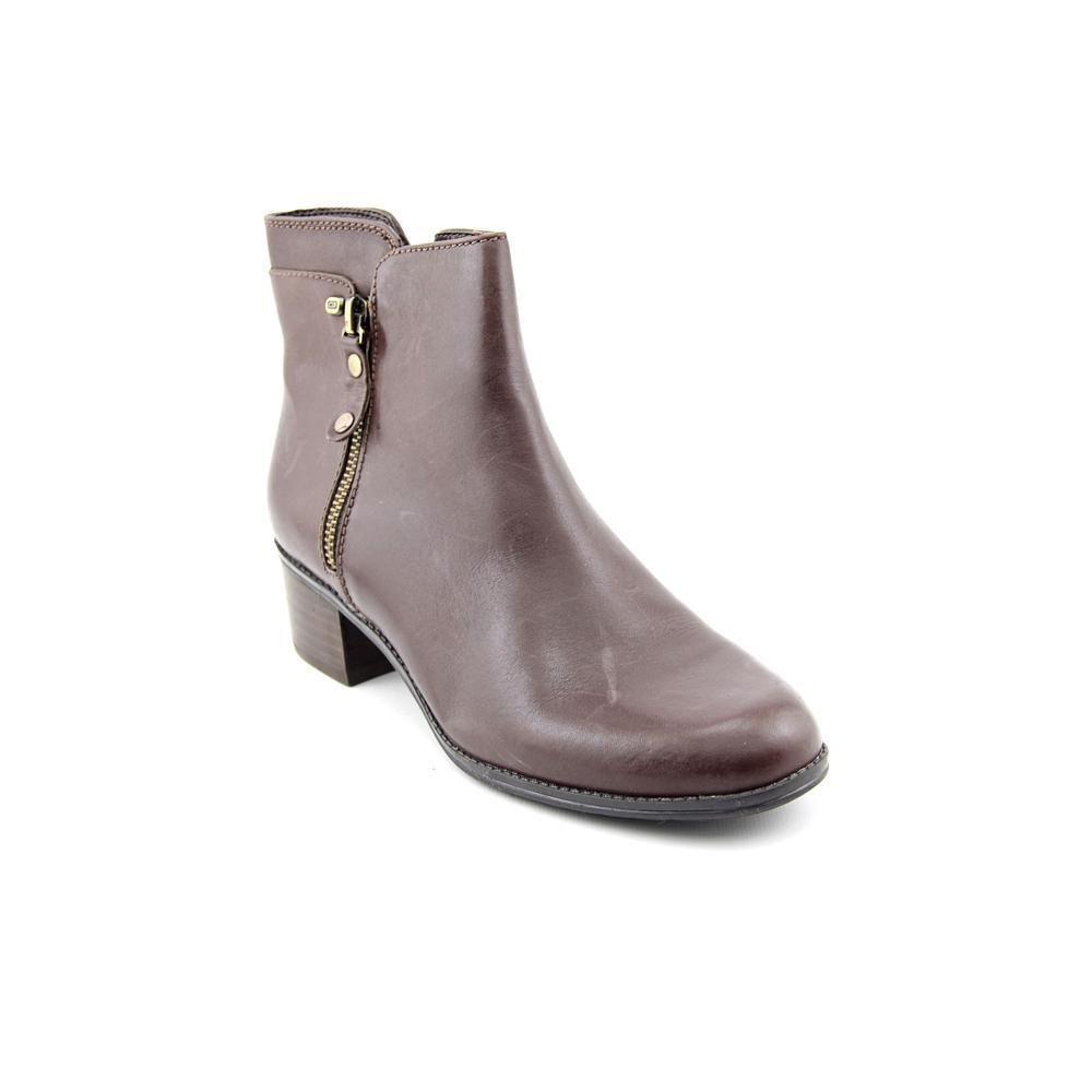 e77c17528 Bandolino Carrington Women US 7.5 Brown Ankle Boot Blemish 1887 #Bandolino  #FashionAnkle