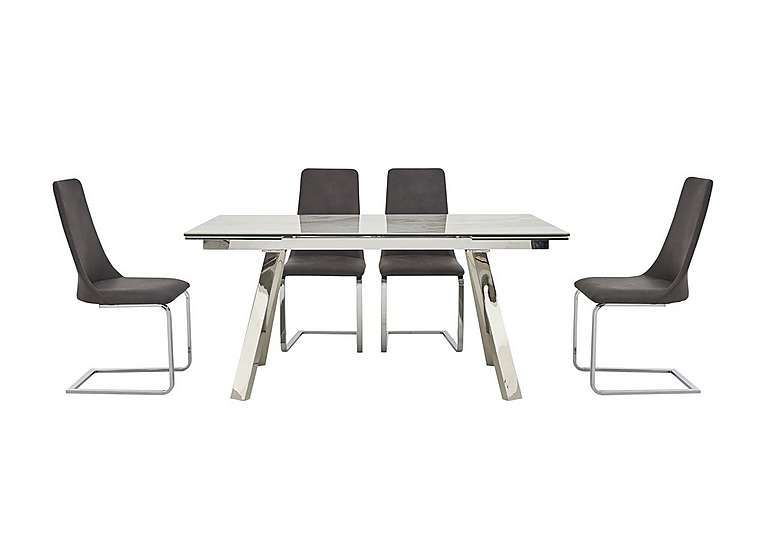 Nevada Extending Dining Table And 4 Chairs Bits For The