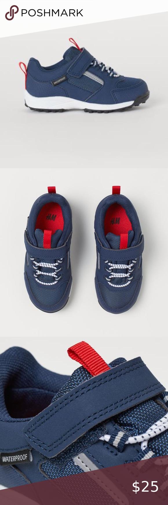 H\u0026M Boys Waterproof Sneakers in 2020