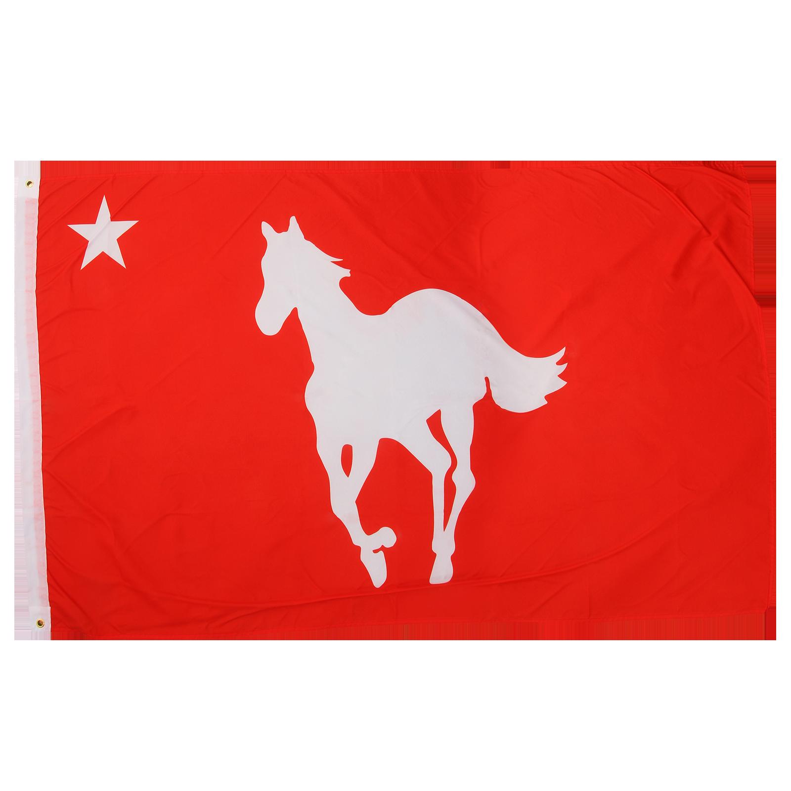 T shirt deftones white pony - Deftones White Pony Flag