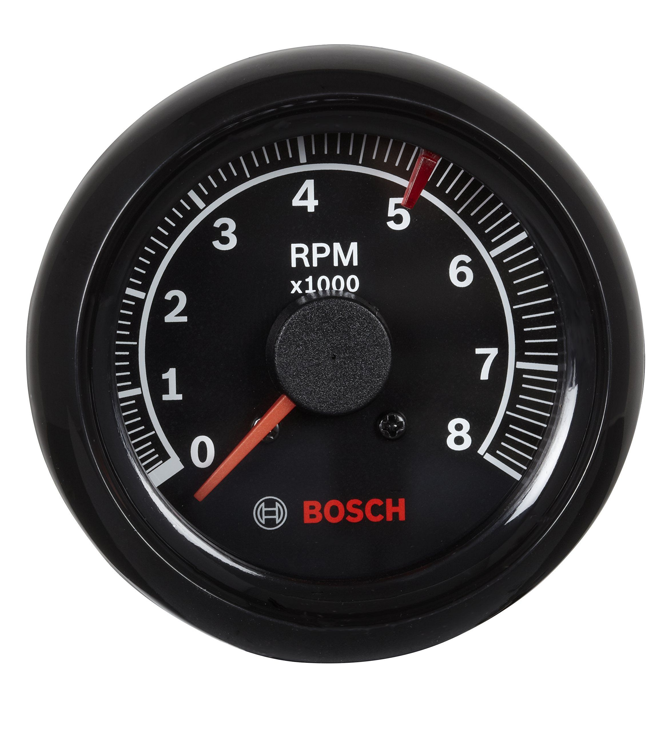 32 89 Bosch Sp0f000025 Sport Ii 2 8 U0026quot  Tachometer  Black