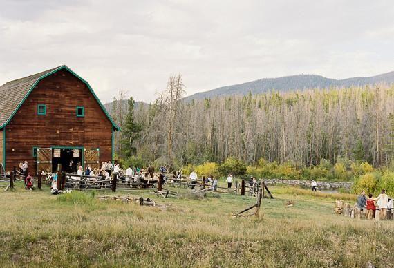 The Most Breathtaking Wedding Venues In Colorado Barn