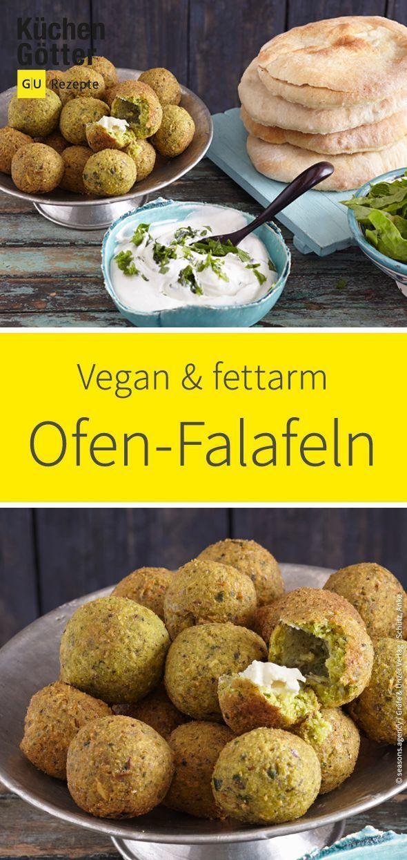 Photo of Ofen-Falafeln