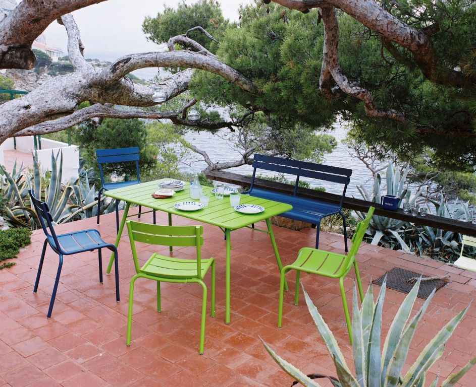 Gamme Luxembourg Mobilier De Jardin Design Aluminium Mobilier Jardin Meuble Jardin Mobilier De Jardin Design