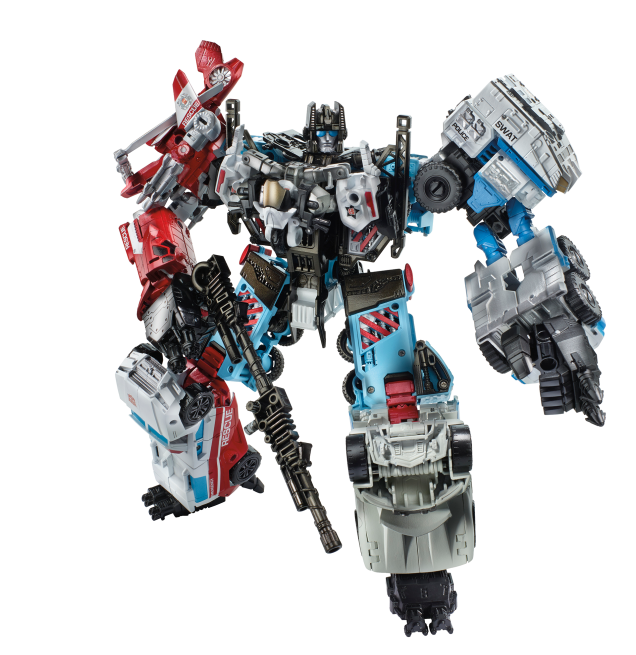 New Transformers TFC Toys Prometheus Combiner Defensor  Set of 5 Figure In Stock