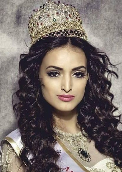 It was Aaital Khosla who won #MissEarthIndia last year. Compete for the crown this year. Apply @ https://bit.ly/mei-reg