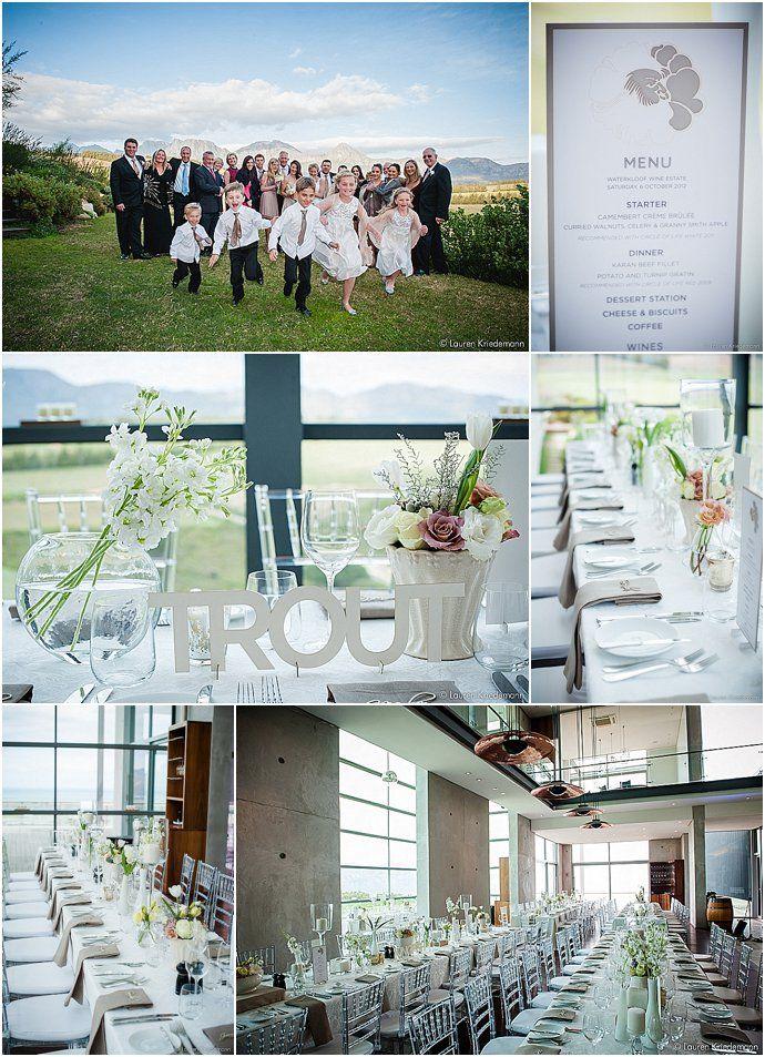Waterkloof Estate Cape town wedding venues, Wedding book