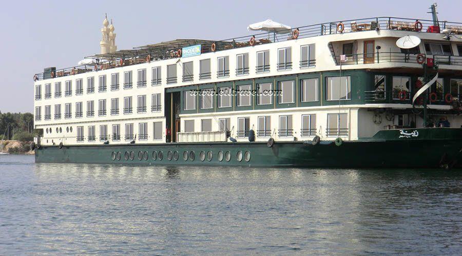 Ms Zeina Nile Cruise Egypt Floating Hotel Cruise Nile