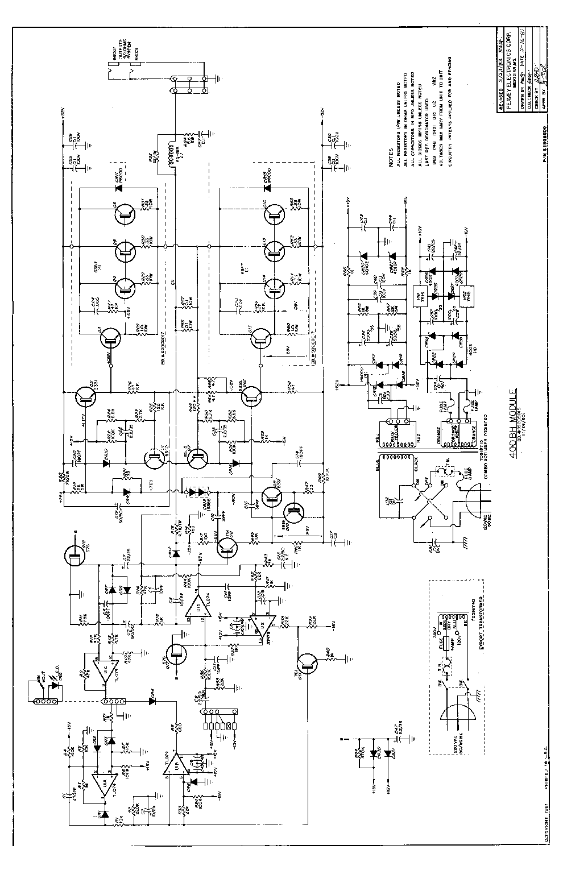 PEAVEY XM4 SCH Service Manual download, schematics, eeprom