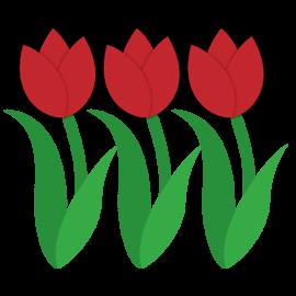 Free SVG File – Sure Cuts A Lot – 04.14.10 – Tulip