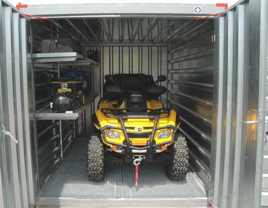 Garage Quad