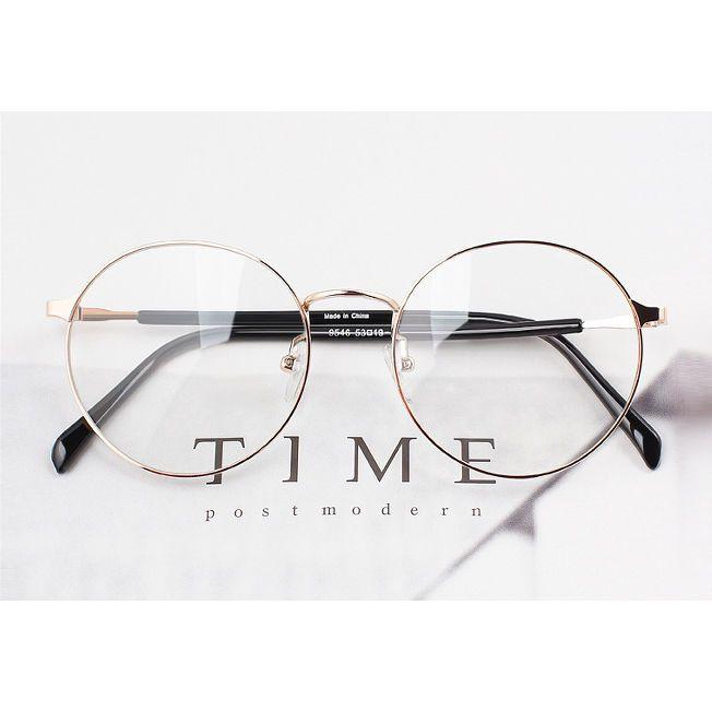 bab3f1dd365 1920s Vintage Oilver Retro Round Eyeglasses metal 0e13 gold frames eyewear  ruby