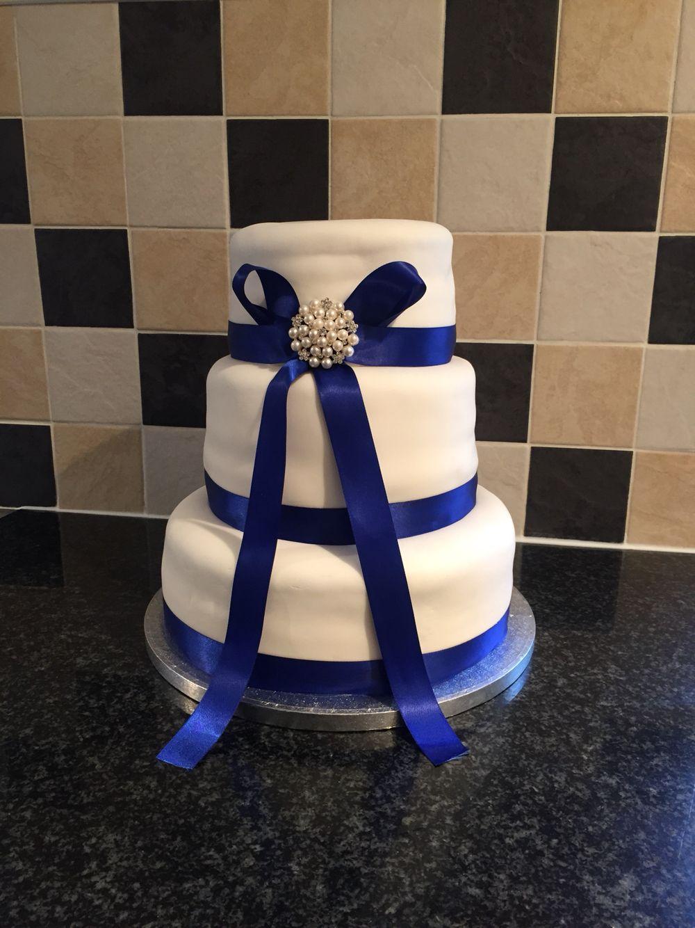 Wedding cake for my friend Ainsley