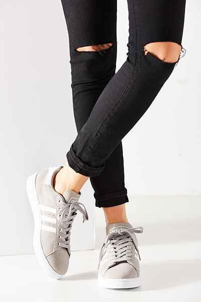 adidas Campus Sneaker | Schoenen, Kleding, Outfits