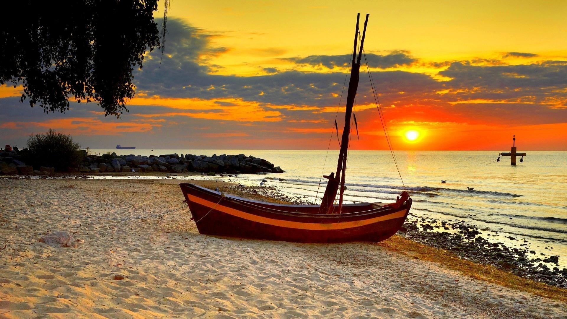 New Free Photos California Boat Sea Coast Coastline Sailboat In 2021 Sunset Colors Boat Beautiful Landscapes