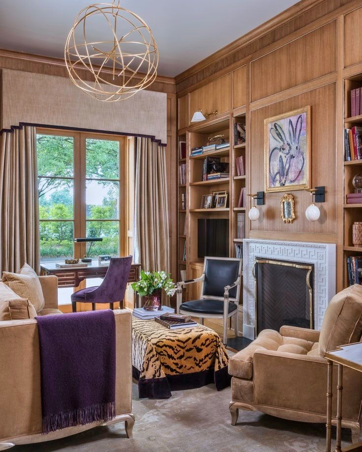 Living Room Walls Wood Panels: Pin By LUCY WILLIAMS INTERIORS On LIVING ROOMS I LOVE