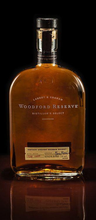 ☆ Woodford Reserve Kentucky Straight Bourbon Whiskey ☆