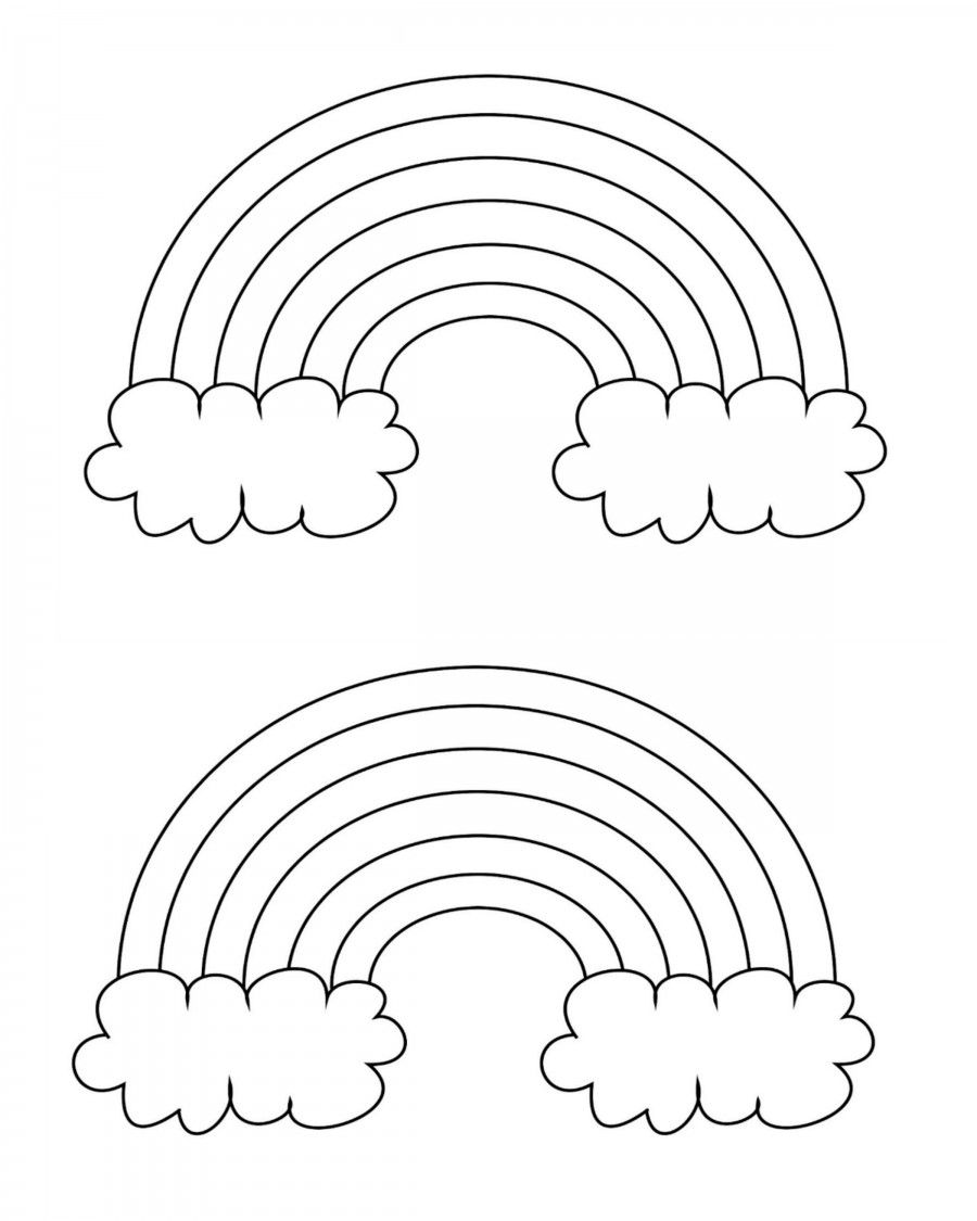 Free Printable Rainbow Coloring Pages Frog Coloring Pages Preschool Coloring Pages Coloring Pages