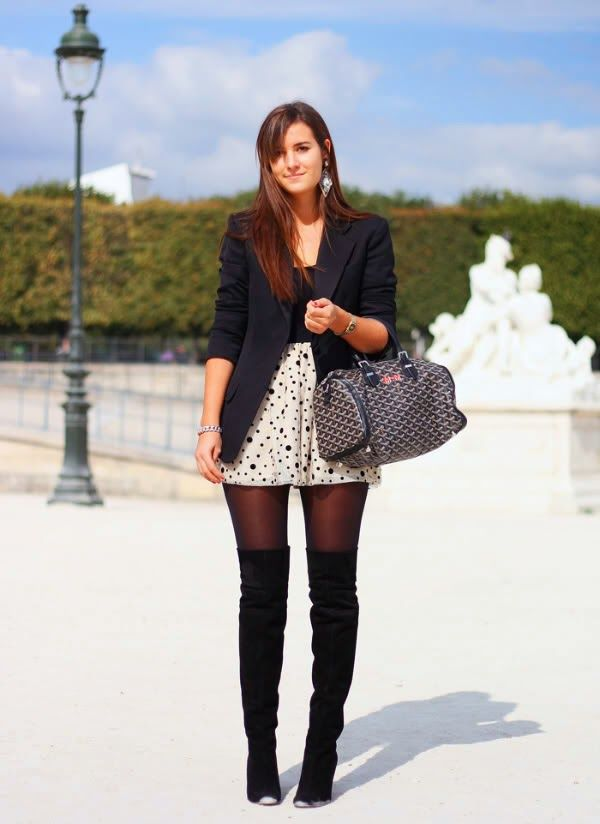 Toda Charmosa: Inspiração Fashion | Over The Knee Boots ...