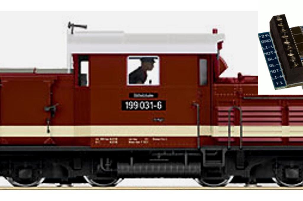 Massoth 8220570 eMOTION XLS VT 11.5 TEE