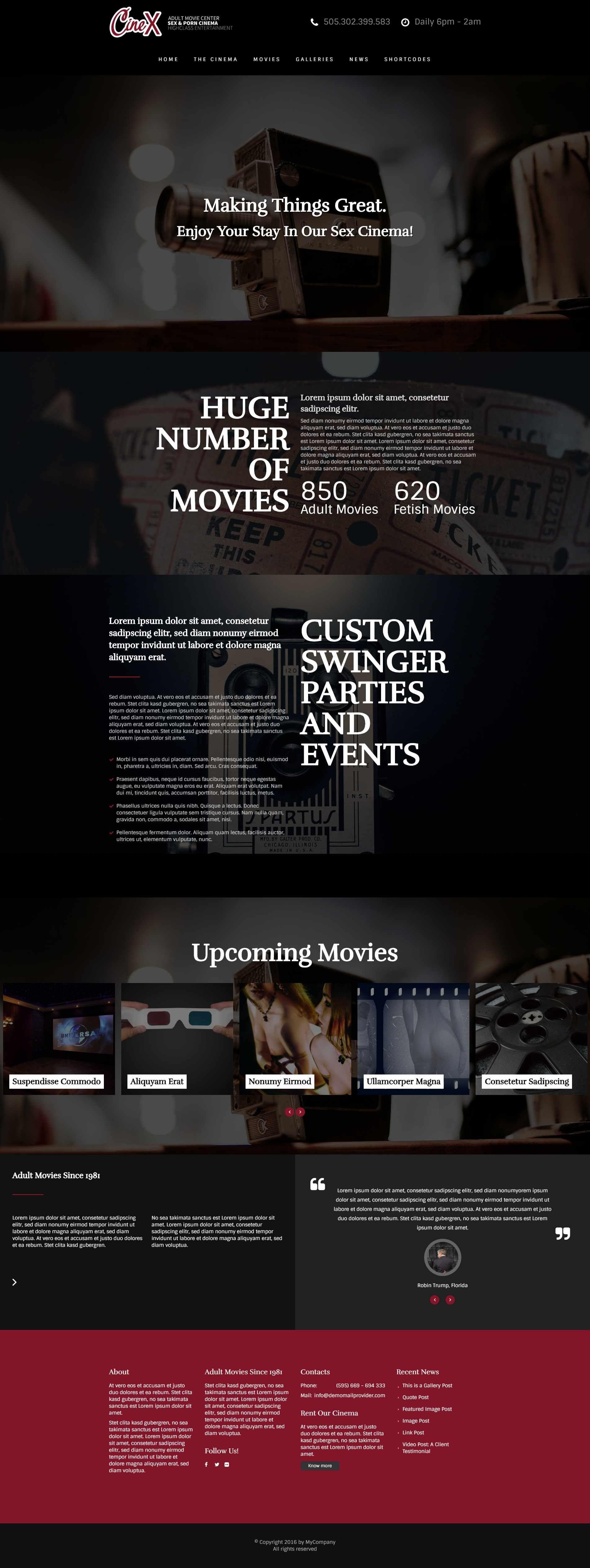 Pin On Adult Wordpress Themes