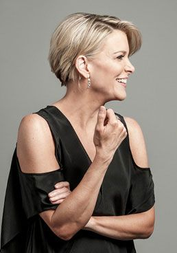 Megyn Kelly Work Harder Do Better Stop Whining Success Short Hair Styles Megyn Kelly Hair Short Hair Back