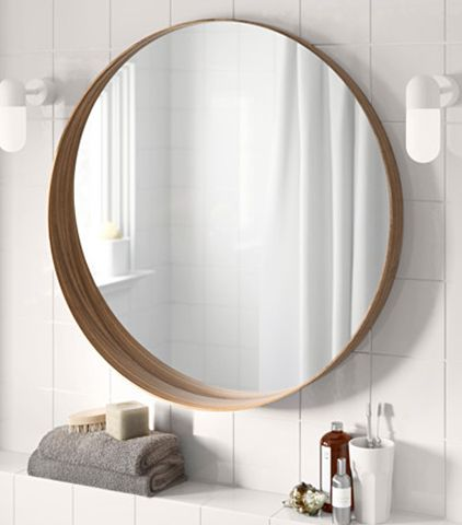 badkamerspiegels | Badkamer | Pinterest | Minimal bathroom, Mirror ...